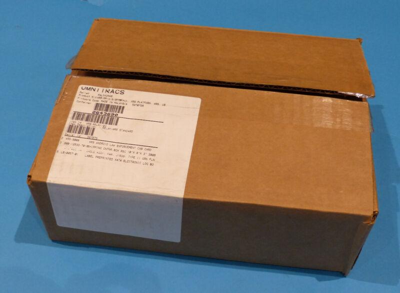 OMNITRACS XRS-RELAY-03 ELD DRIVER CAB CARD