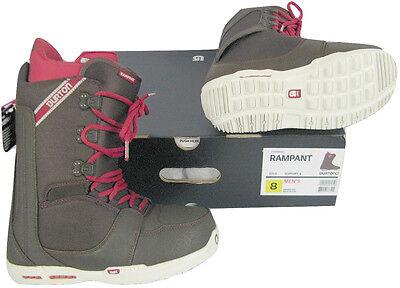 NEW! Burton Rampant Mens Snowboard Boots!   *Tan, Brown or -