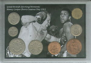 Henry-Cooper-Floors-Cassius-Clay-Muhammad-Ali-Vintage-Boxing-Coin-Gift-Set-1963