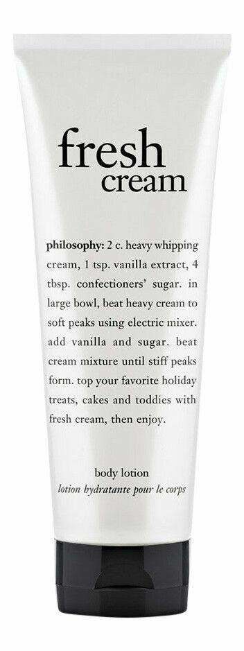 Philosophy Fresh Cream Body Lotion, 7 Ounce