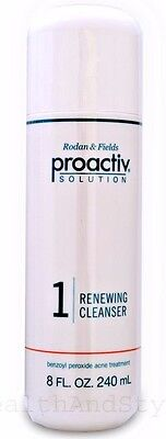 Proactiv Renewing Cleanser 8 Oz 120 Day Proactive Solution Usa Micro 3 2018 Exp