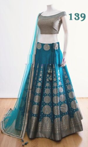 Pakistani Designer Party Wear New Wedding Indian Bollywood Bridal Lehenga Choli