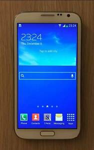 Samsung Galaxy Note 2 16G unlocked with S Pen works great Wolli Creek Rockdale Area Preview