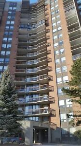 Rare three bedroom Condo near Square One!!