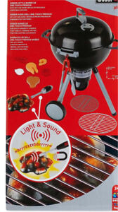 Toy Weber Kettle BBQ St Johns Park Fairfield Area Preview