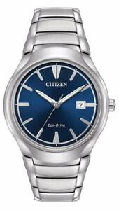 Brand New Citizen Eco-Drive MENS BRACELET AW1550-50L