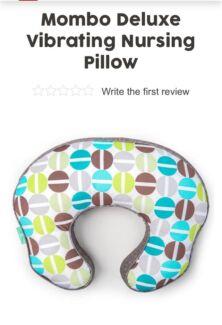 Vibrating Nursing Pillow