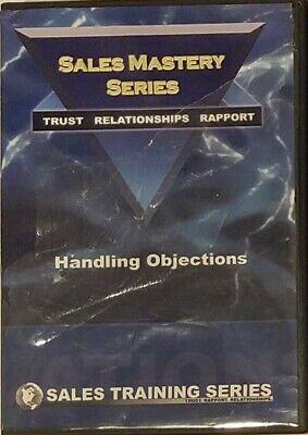 ~TOM HOPKINS~Sales Mastery Training Series on DVD Lot of 5.