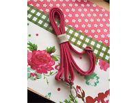 New pink handbag strap. Can post