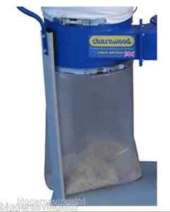 CHARNWOOD-W690PB-DUST-EXTRACTOR-EXTRACTION-HEAVY-DUTY-COLLECTION-BAGS-24-X-36