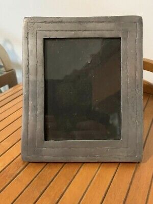 Vintage PEWTER Photo Frame