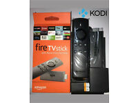Amazon Fire Stick With Kodi Programme Installed