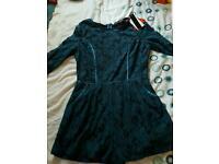 Size 8/10 love label playsuit