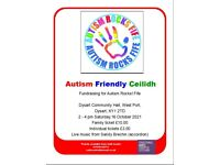 Autism-Friendly Ceilidh - 16 October
