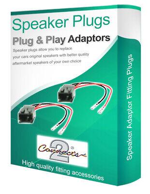 Citroen Altavoz Cableado Tapones Berlingo Plug&Play Adaptador Cable