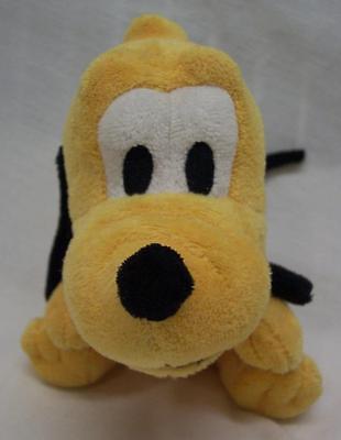 Bobble Head Plush - Disney Store SOFT BOBBLE HEAD WOBBLY PLUTO DOG 6