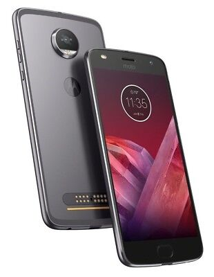 New Motorola Moto Z2 Thrust XT1789 T-Mobile 64GB 4GB RAM Android 4G LTE Phone