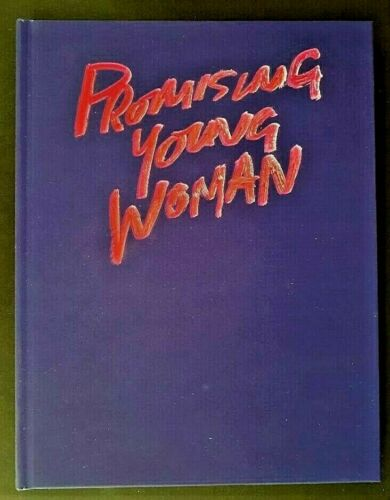 PROMISING YOUNG WOMAN OSCAR WINNER FYC Screenplay Signed Emerald Fennell