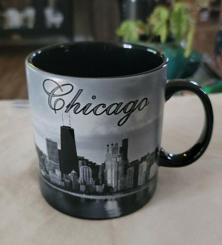 Chicago Skyline Souvenir Coffee Mug A9
