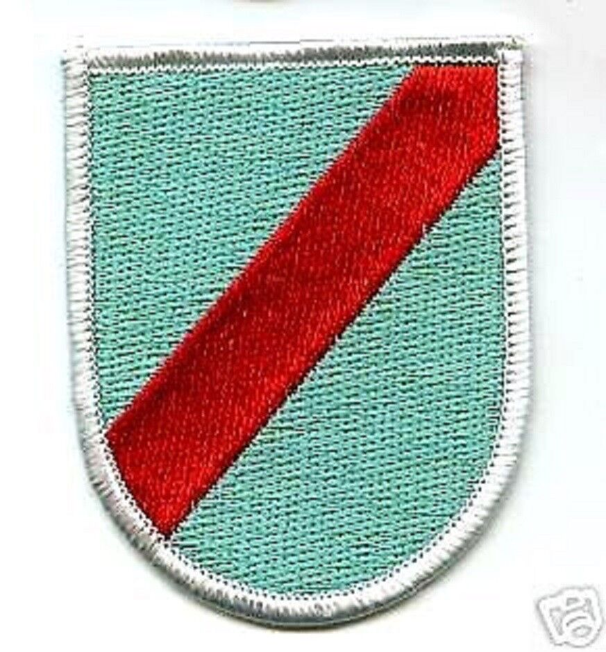 US ARMY 528TH SUPPORT BATTALION SPECIAL OPERATIONS AIRBORNE PARA OVAL TYPE 2