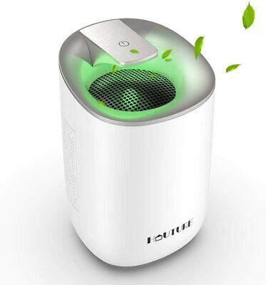 2020 Electric Mini Dehumidifier, 1500 Cubic Feet 170 sq ft Portable and Compact