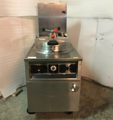 Bki Fkm Pressure Fryer Electric