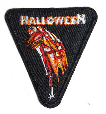 ckige 7.6cm Bestickt Patch-Usa Mailed (MIPA-HALL02) (Halloween-film 6)