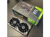 EVGA Nvidia Ge force RTX 2060 KO 6GB GDDR6 Graphics card