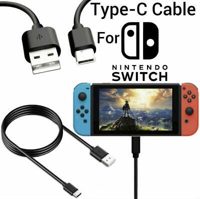 NINTENDO SWITCH Charging Cable USB 2.8M Long Charger Cable for Nintendo Switch