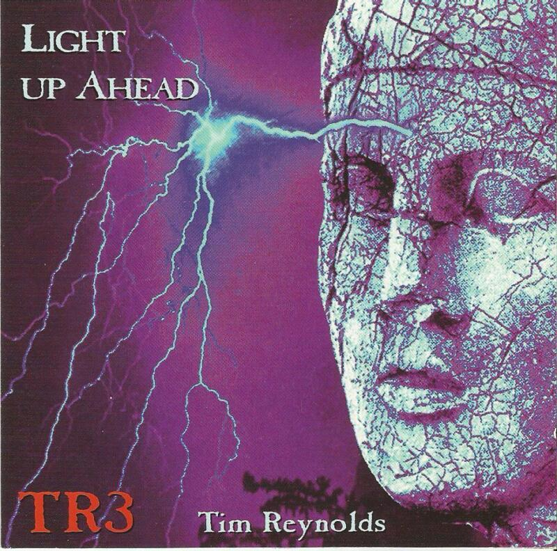 TR3 Light Up Ahead CD