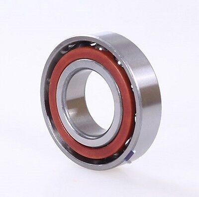 1pcs 7007ac7007 High Speed Angular Contact Spindle Ball Bearing 356214mm