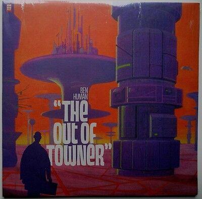2 x LP DE**BEN HUMAN - THE OUT OF TOWNER (UNIQUE '05)**26547