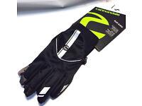Sturgis 2003 100/% Genuine Black Leather Biker Weight Lifter Gloves Size XL NEW