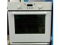 c787 white electrolux single electric oven come with warranty can be delivered or collected