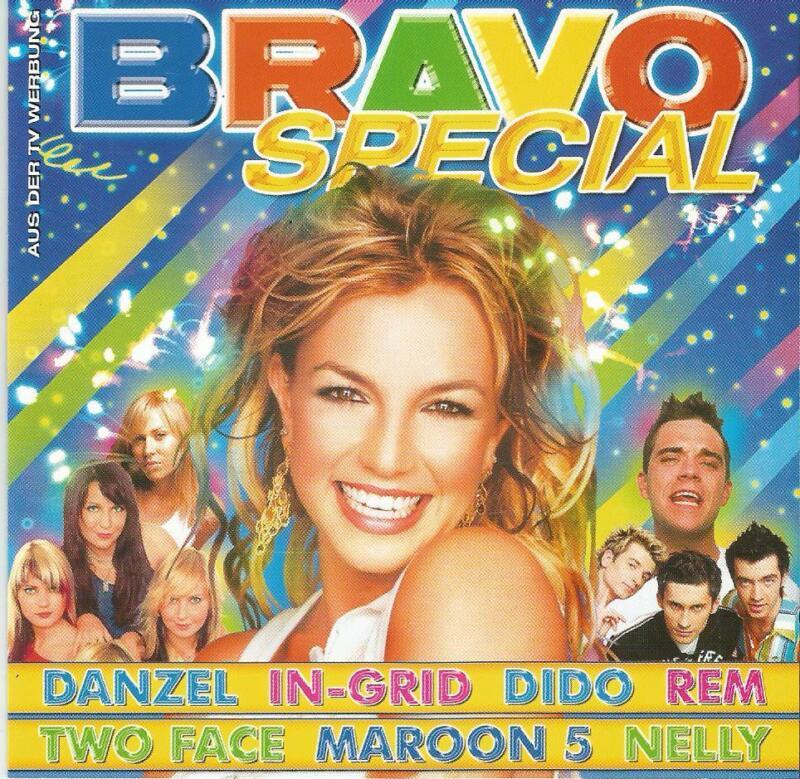 Bravo Special CD