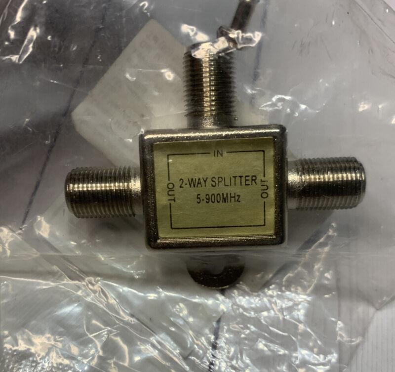 Leviton 40987-2 Two Way CATV Splitter
