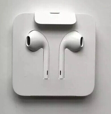 GENUINE APPLE Earpods Wired earphones Apple iphone 7/8/X/XR/XS ipad