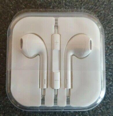 New Earphones Headphone For Apple iPhone 6s 6 5c 5 5S 5SE iPad Handsfree