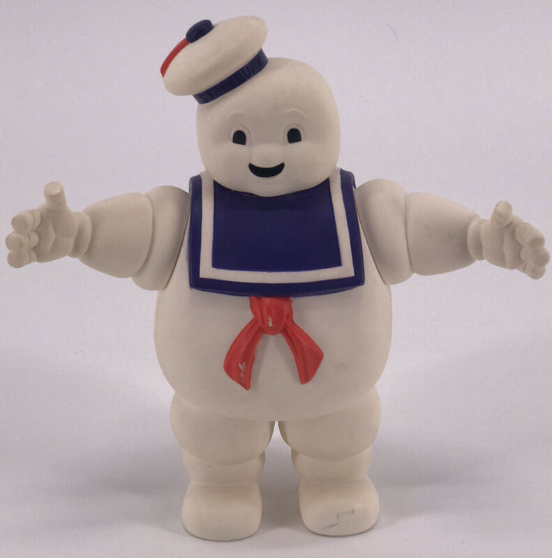 Vintage Ghostbusters Stay Puft Marshmallow Man Figure Columbia Pictures 1984