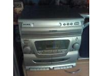 3 disc stereo