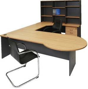 OFFICE DESK IN STOCK - BRAND NEW/ FLAT PACKED Smithfield Parramatta Area Preview