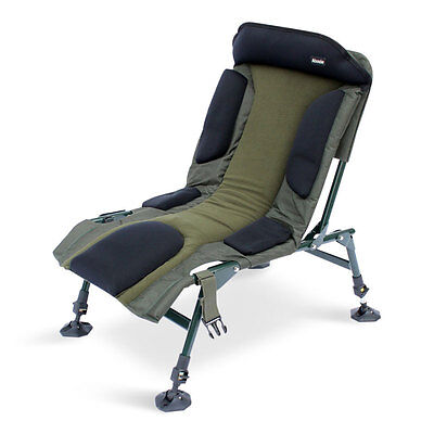 ABODE CARP FISHING CAMPING FOLDING SPORT LO-CHAIR