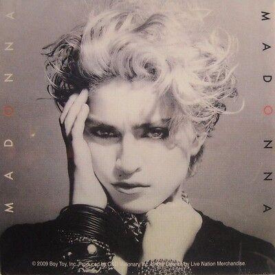Madonna Sticker/Decal Diva Lucky Star Pop Singer Quality Vinyl Sticker New