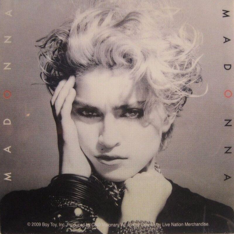 Madonna Diva Lucky Star  Quality Vinyl Sticker New