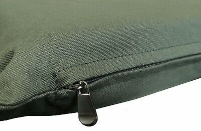 Dogbed4less DIY Durable Green Canvas Cotton Fabric Pet Dog Bed Cover Large 47x29