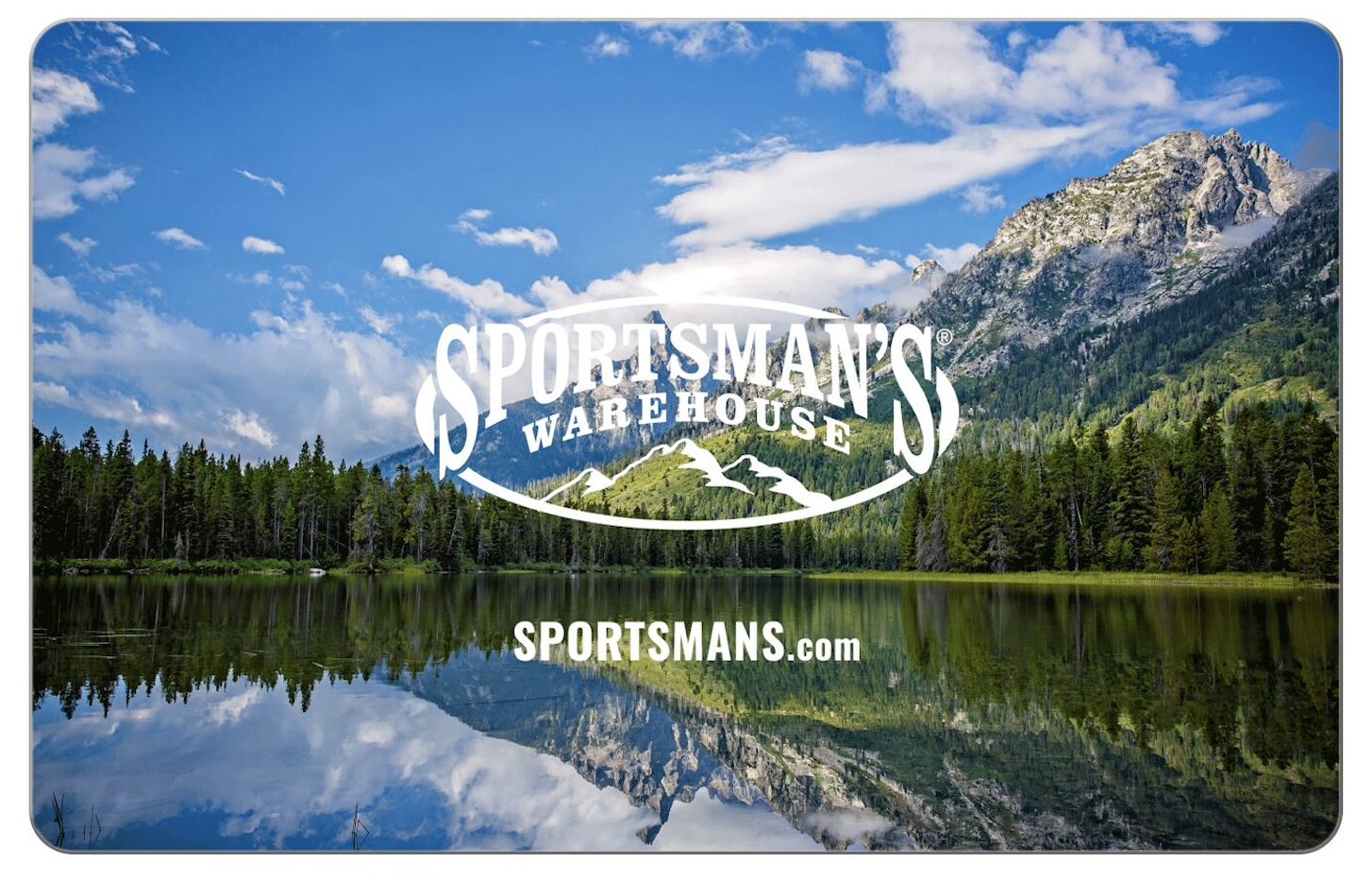 Sportsman s Warehouse Gift Card - 25 50 Or 100 - Fast Email Delivery - $25.00