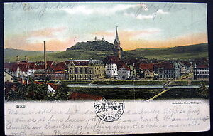 GERMANY-DEUTSCHLAND-1903-TUTTLINGEN