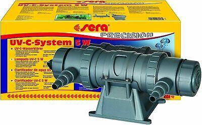 Sera UV-C system 5W High Performance UV-C Clarifier - New