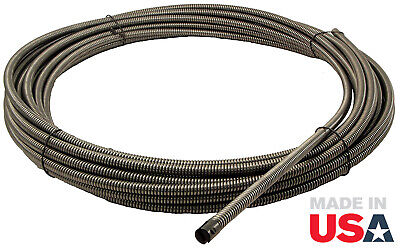 38 X 75 Replacement Drain Cable Snake W Aircraft Wire Core 31075slt