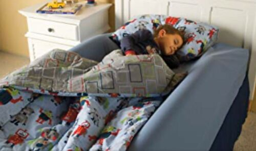 NEW - ONE STEP AHEAD - Toddler Bed Rails  - Inflatable Safet